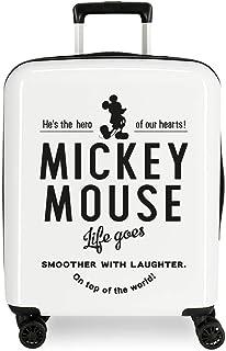 Maleta de cabina Mickey Style hero rígida 55cm
