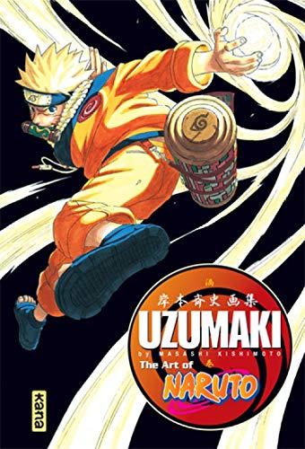 Naruto Artbook, tome 1