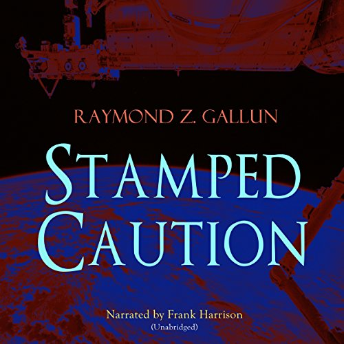 Stamped Caution audiobook cover art