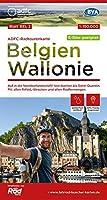 ADFC-Radtourenkarte BEL 2 Belgien Wallonie,1:150.000, reiss- und wetterfest, GPS-Tracks Download - E-Bike geeignet: Auf in die Nachbarlandschaft! Von Aachen bis Saint-Quentin. Mit allen RAVeL-Strecken und allen Radfernwegen.