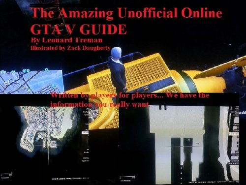 GTA V: The Amazing Unofficial Online Guide (English Edition)