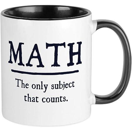 3dRose mug/_164891/_1 Pi Symbol Math Sign Mathematical Black and White Mathematics Number Ceramic Mug 11-Ounce