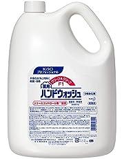 クリーン&クリーンF1 薬用 ハンドウォッシュ 4L