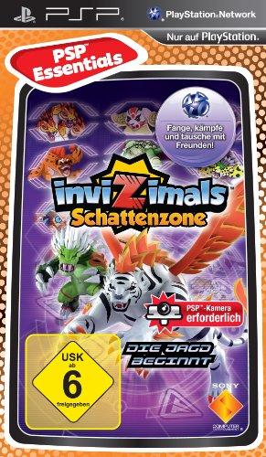 Invizimals Schattenzone [Essentials] - [Sony PSP]