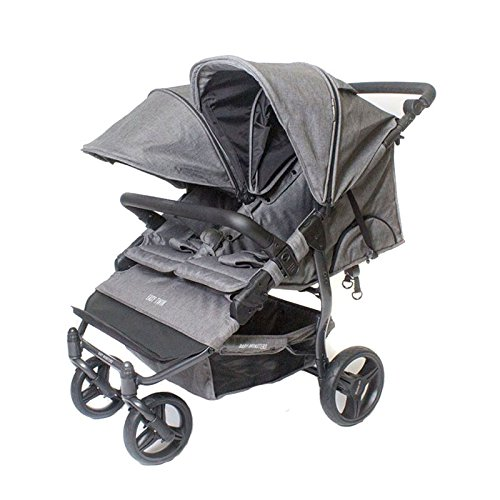 Silla de paseo gemelar Easy Twin Texas