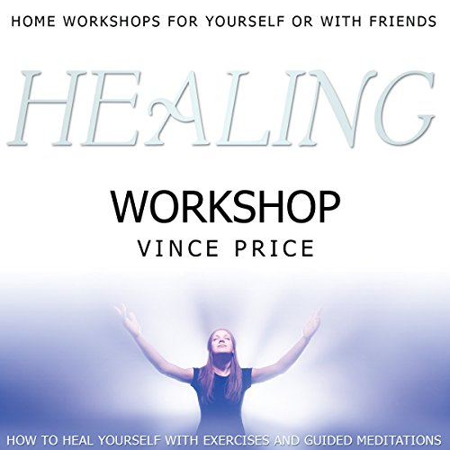 Healing Workshop audiobook cover art