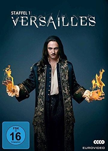 Versailles - Staffel 1 [4 DVDs]