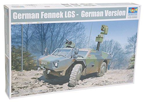 Trumpeter 5534 - 1/35 Fennek LGS, deutsche Version, Panzer