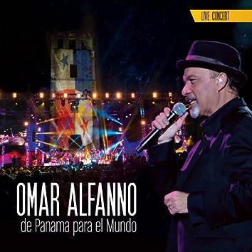 Omar Alfanno de Panama para el Mundo
