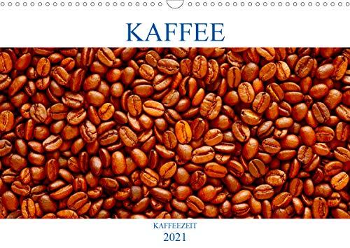 Kaffee (Wandkalender 2021 DIN A3 quer)