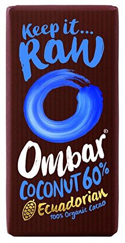 Ombar UK Ombar Probiotic Coconut, Bio, Roh 35g