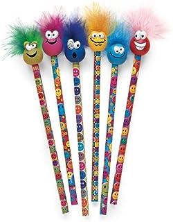Geddes Miles O'Smiles Tip Topz Pencils - مجموعه 24 عددی