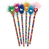 Geddes Miles O'Smiles Tip Topz Pencils - Set of 24