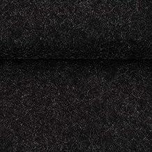 Filz Wollfilz ca 3 mm Stark violett meliert 100x50cm Filzstoff Schurwollfilz 921