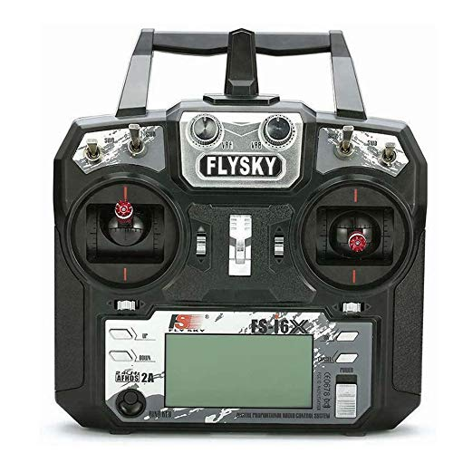 Flysky FS-i6X 2.4GHz 10CH AFHDS 2A RC Transmitter with IA6B Receiver