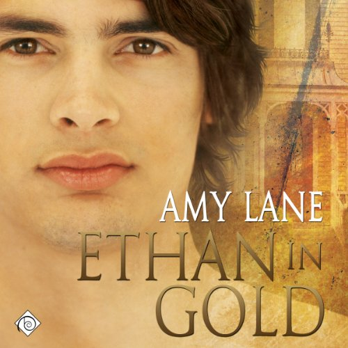 Ethan in Gold audiobook cover art