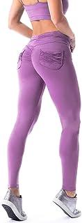 WIONEE Hight Waist Yoga Pants Pockets Running Leggings Yoga Pants for Women