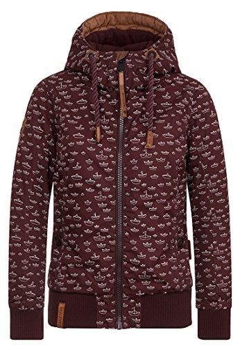 Naketano Damen Jacke Sportive Muschi Jacket