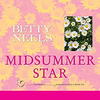 Midsummer Star                   By:                                                                                                                                 Betty Neels                               Narrated by:                                                                                                                                 Karen Cass                      Length: 5 hrs and 36 mins     2 ratings     Overall 5.0