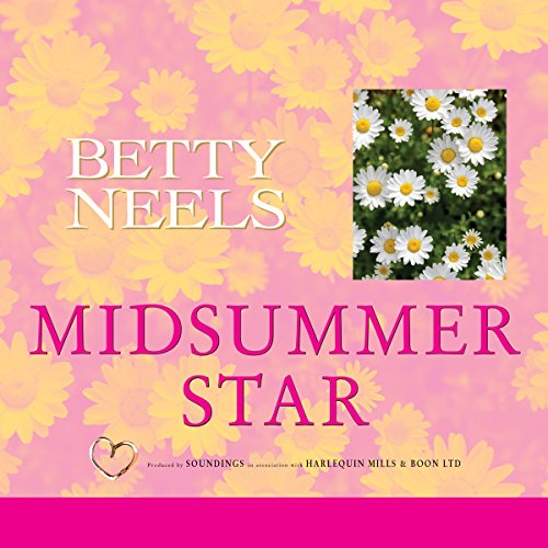 Midsummer Star audiobook cover art