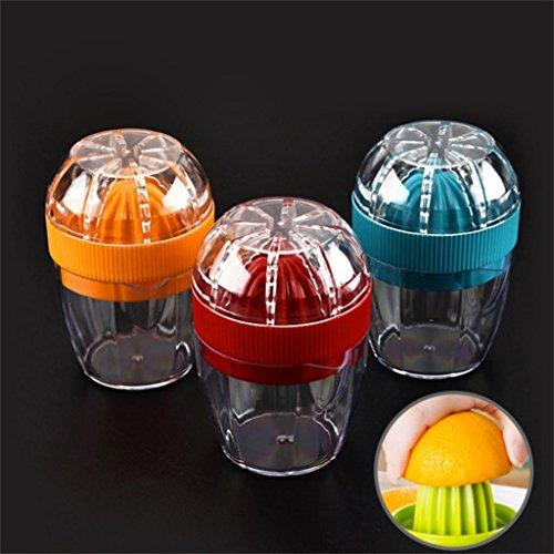 Mini exprimidor de frutas, mini exprimidor de frutas, licuadora doméstica, naranja, zanahorias vegetales, exprimidor de mangos aleatorio