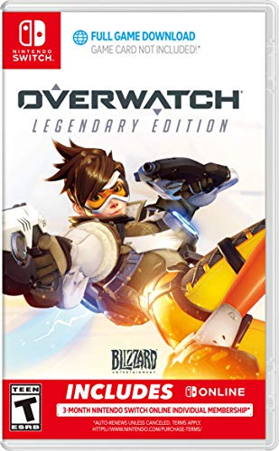 Overwatch Legendary Edition - Nintendo Switch