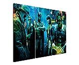 Leinwandbild 3 teilig Watchmen_Movie_3x90x40cm (Gesamt