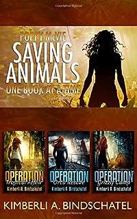 Poppy McVie, Saving Animals One Book at a Time Series: Books 1-3 (The Poppy McVie Box Set Series)