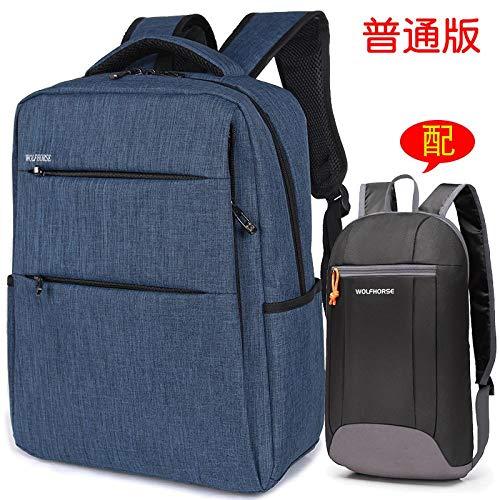 Rucksack Business-Rucksack Herrentasche Rucksack Koreanische Version Trend Reisetasche Reiserucksack Einfache Mode Schultasche 13