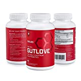 TBR Labs Colostrum - GutLove Colostrum (400mg) Plus Probiotic (4B CFU) 60 Capsules - Improves Digestion, Supports Gut Health, Reduces Bloating, Gas and GI Discomfort  30 Day Supply