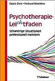 Psychotherapie-Leichtfaden: Schwierige Situationen professionell meistern - Claudia Christ