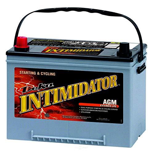 Deka 9A34 AGM Intimidator Battery