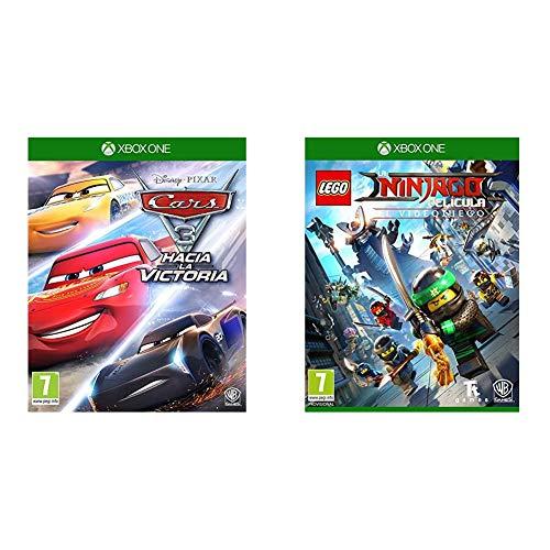 Warner Bros Interactive Cars 3 + Lego Ninjago