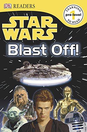 Star Wars Blast Off! (DK Readers Pre-Level 1) (English Edition)