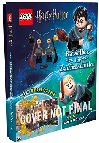 LEGO® Harry Potter™ – Rätselbox für Zauberschüler
