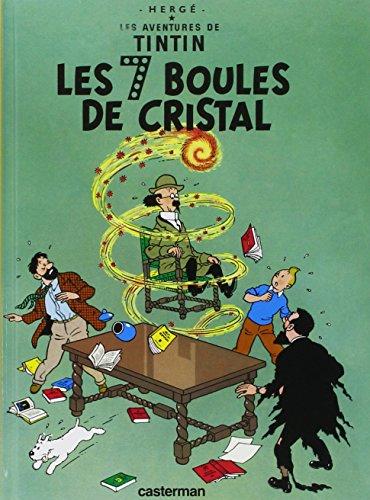 Les Aventures de Tintin, Tome 13 : Les 7 boules de cristal : Mini-album