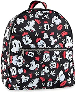 Disney Timeless Minnie Mouse Backpack Allover Minnie Print
