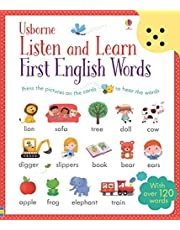 USB - Listen and Learn First English Words