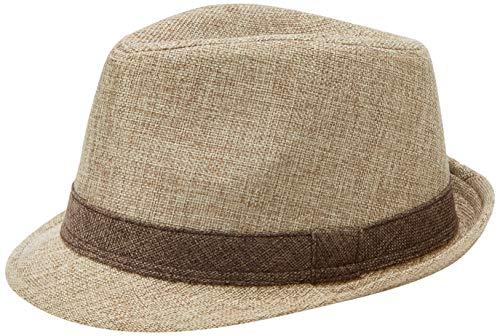 Mount Hood Roma sombrero de fieltro, Beige), Large