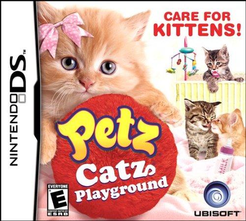 Ubisoft Petz Catz Playground, DS - Juego (DS, Nintendo DS, Simulación, E (para todos), DS)