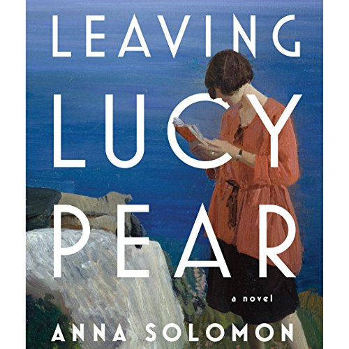 Leaving Lucy Pear audiobook cover art