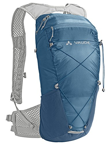 VAUDE Rucksaecke10-14l Uphill 12 LW, washed blue, One Size, 121788400