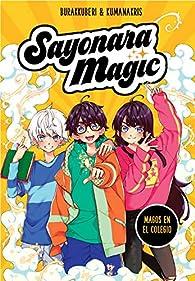 Sayonara Magic 1 Magos en el colegio par  Burakkuberi