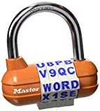 Master Lock 1534EURD Pro Sport 1534EURD-Candado alfanumérico