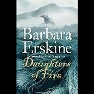 Daughters of Fire audiobook cover art