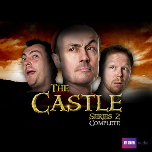 The Castle audiobook cover art