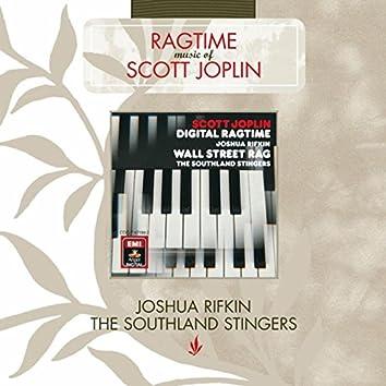 Scott Joplin: Digital Ragtime/Wall Street Rag (Remastered)