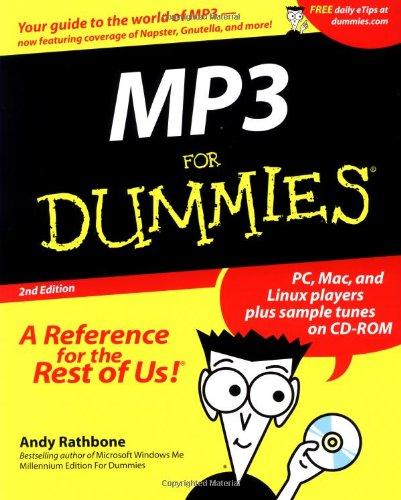 MP3 For Dummies