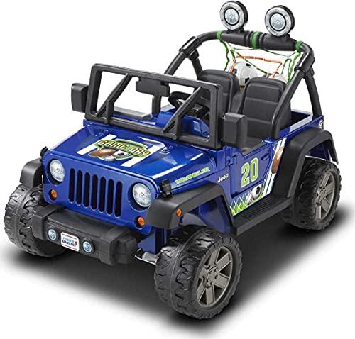 Fisher-Price Jeep Wrangler
