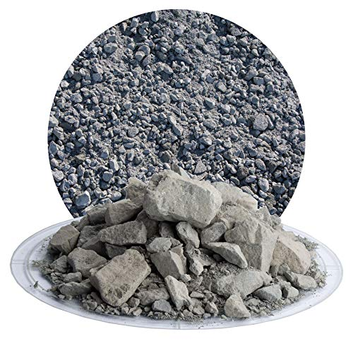 25 kg Diabas Frostschutz in 0-32 mm von Schicker Mineral für stabilen Unterbau, drainagefähig witterungsbeständig und leicht zu verdichten